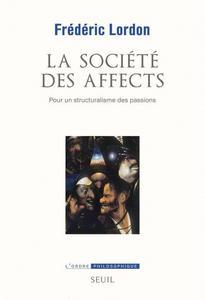 La Société des affects cover