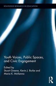 Youth Voices, Public Spaces, and Civic Engagement cover