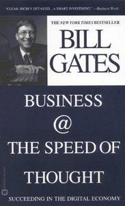 Business @ the Speed of Thought cover