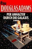 Per Anhalter durch die Galaxis cover