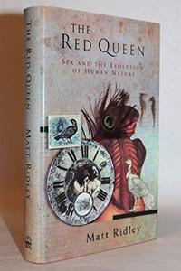 The Red Queen: Sex and the Evolution of Human Nature cover