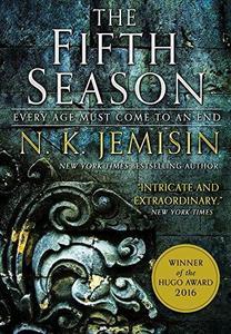 The Fifth Season (The Broken Earth, #1) cover