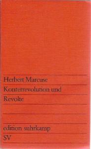 Konterrevolution und Revolte cover
