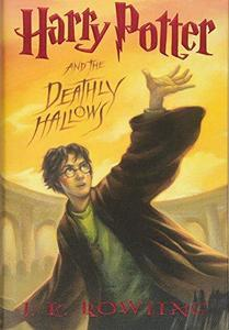 Harry Potter and the Deathly Hallows (Harry Potter #7) cover