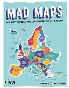Mad Maps cover