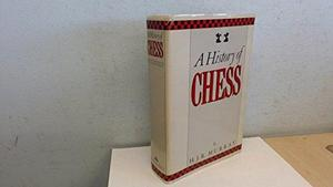 A History of Chess cover