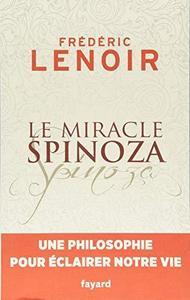 Spinoza, un ami qui nous aide a vivre cover
