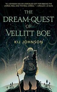 The Dream-Quest of Vellitt Boe cover