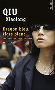 Dragon bleu, tigre blanc cover