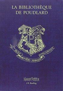 Pack La bibliotheque de Poudlard cover