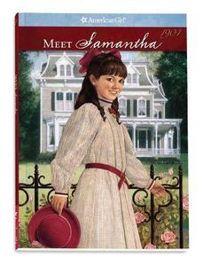 Meet Samantha cover