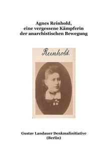 Agnes Reinhold cover