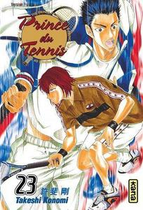 Prince du Tennis - Tome 23 cover