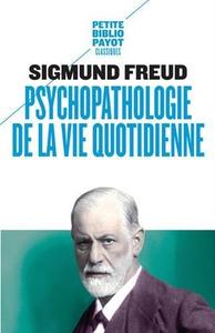 Psychopathologie de la vie quotidienne cover