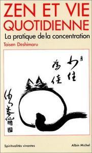 Zen et Vie quotidienne cover