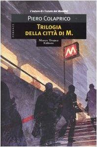 Trilogia Della Citta Di M cover