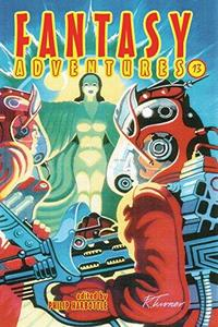 Fantasy Adventures 13 cover