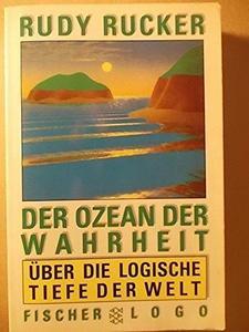 Der Ozean der Wahrheit: Über die logische Tiefe der Welt cover