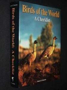 Birds of the World cover