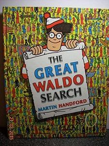The great Waldo search cover