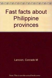 Fast facts about Philippine provinces