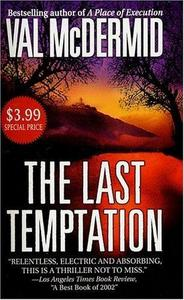 The Last Temptation cover