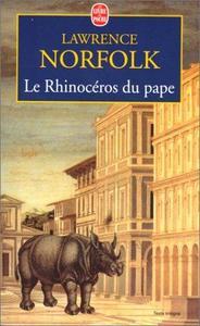 Le rhinocéros du pape cover