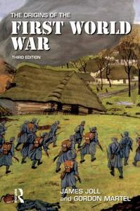 The origins of the First World War cover