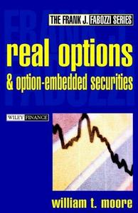 Real Options and Option-Embedded Securities