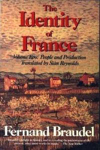 The Identity of France cover