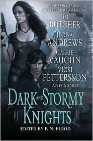 Dark and stormy knights cover