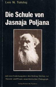 Die Schule von Jasnaja Poljana cover