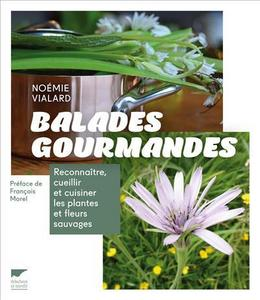 Balades gourmandes cover