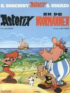 Asterix and the Normans cover