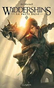 Widdershins Tome 3 cover