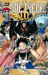 One Piece Tome 54 cover
