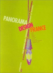 PANORAMA DESIGN FRANCE 1999 cover