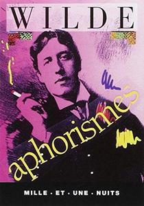 Aphorismes cover
