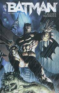 Batman : La cour des hiboux cover