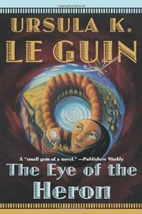The Eye of the Heron cover