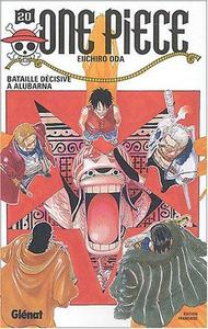 One Piece Tome 20 cover