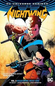Nightwing Vol. 3 cover