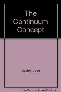 The Continuum Concept cover