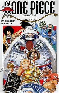 One Piece Tome 17 cover