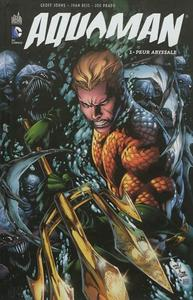 Aquaman Tome 1 cover