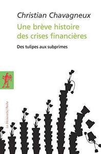 Une brève histoire des crises financières : Des tulipes aux subprimes cover