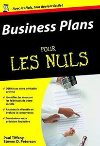 Business Plans pour les Nuls cover