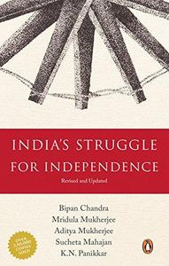 India's Struggle for Independence 1857-1947 cover