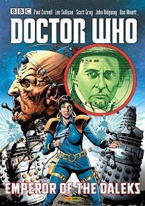 Emperor of the Daleks cover