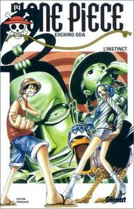 One Piece, tome 14 cover